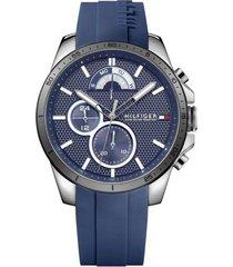 reloj azul tommy hilfiger 1791350 - superbrands