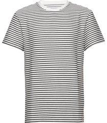 akkikki t-shirt t-shirts short-sleeved vit anerkjendt