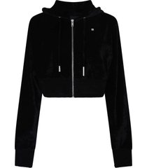 givenchy cropped hoodie