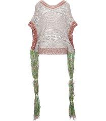 tricot-à-porter gianfranco barbieri capes & ponchos