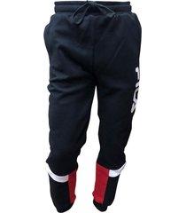 fila pantalon para hombre pantalon bicolor