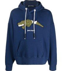 croco hoodie