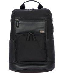bric's monza urban backpack - black