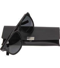okulary harbor czarny