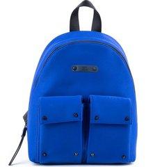 mochila azul xl extra large mivay