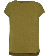 ihrebel ss6 t-shirts & tops short-sleeved grön ichi