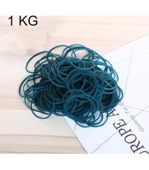 azul goma elastica estirable dólares de las facturas de papel dinero de bandas, 1 kg por bolsa