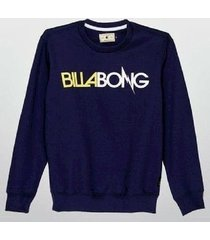 moletom franco billabong