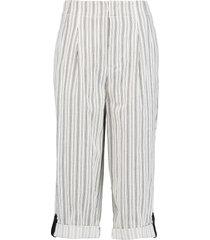 alice + olivia 3/4-length shorts