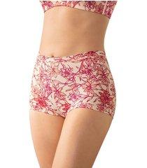 panty boxer coral leonisa 012640
