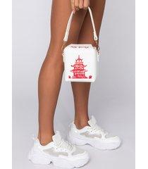 akira time is money mini takeout purse