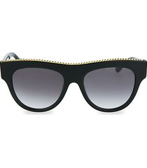 51mm core cat eye sunglasses