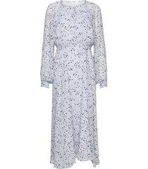 rebeccaiw dress jurk knielengte blauw inwear
