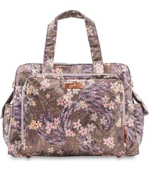 infant ju-ju-be be prepared diaper tote - purple