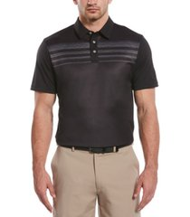 pga tour men's big and tall space-dyed polo
