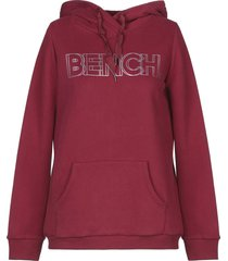 bench. sweatshirts