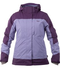 chaqueta andes snow b-dry lila / morado oscuro lippi