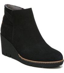 dr. scholl's women's libi booties women's shoes