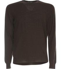 drumohr wool modern sweater l/s crew neck