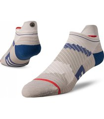 calcetin hombre andes run socks gris lippi