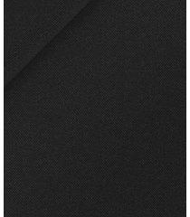 blazer da uomo su misura, drago, nero 160's, quattro stagioni | lanieri