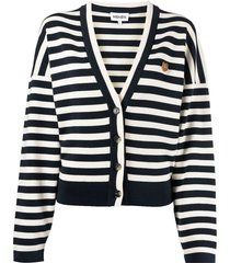 kenzo cardigan with stripes