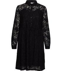 ihimala dr korte jurk zwart ichi
