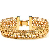 women's vince camuto mixed link chain bracelet
