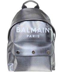 balmain b-back led backpack
