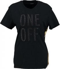 replay one off stevig zwart shirt