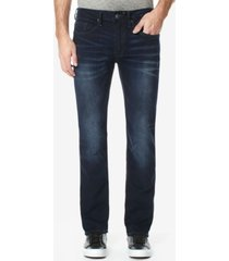 buffalo david bitton men's six-x straight-fit stretch jeans