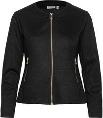 frmasuede 1 jacket blazers casual blazers svart fransa