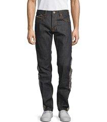 cult of individuality men's slim-fit rocker jeans - reverse - size 30
