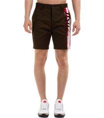dsquared2 eyelike shorts