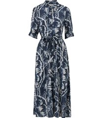 skjortklänning kavalentina maxi dress 1/2 sl