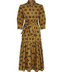 estelle puff sleeve dress