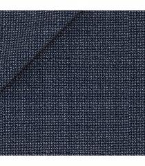 blazer da uomo su misura, vitale barberis canonico, blu notte microdesign, primavera estate   lanieri