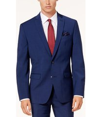 bar iii men's slim-fit active stretch suit jacket, created for macy's