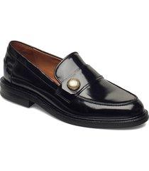 shoes 2780 loafers låga skor svart billi bi