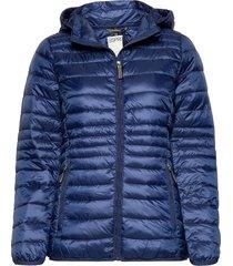 jackets outdoor woven fodrad rock blå esprit casual