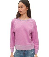 buzo rosa gap purple heather 450