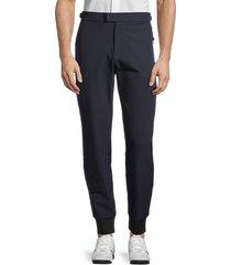 greyson men's rumson jogger pants - maltese - size 36