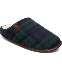 emery slippers tofflor grön polo ralph lauren