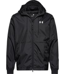 ua field house jacket outerwear sport jackets zwart under armour