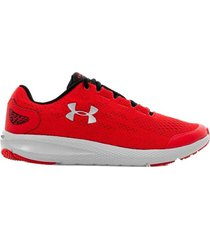 zapatillas running under armour charged pursuit 2 mujer 4 22765 rojo