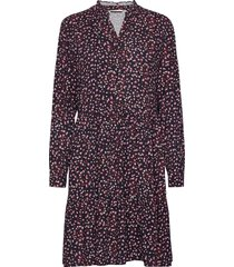 fqadney-dr-flounce-adana dresses everyday dresses svart free/quent