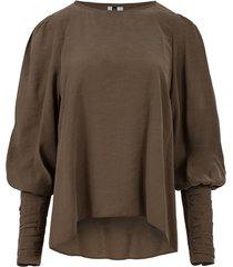 bluzka freesia khaki