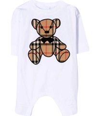burberry thomas bear jumpsuit with application