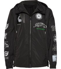 j-head jacket dun jack zwart diesel men