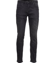 j s k3459 jeans slimmade jeans svart gabba